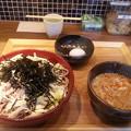 Photos: とらせんにん 町田店 つけ蕎麦 特盛