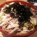 Photos: つけ蕎麦 特盛 お腹もういっぱい(^o^)v