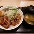 Photos: 松屋 豚角煮丼