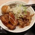 Photos: 豚角煮丼 美味しい(^q^)