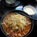 Photos: 麺工房 楓 辛醤油タンメン 半ライス
