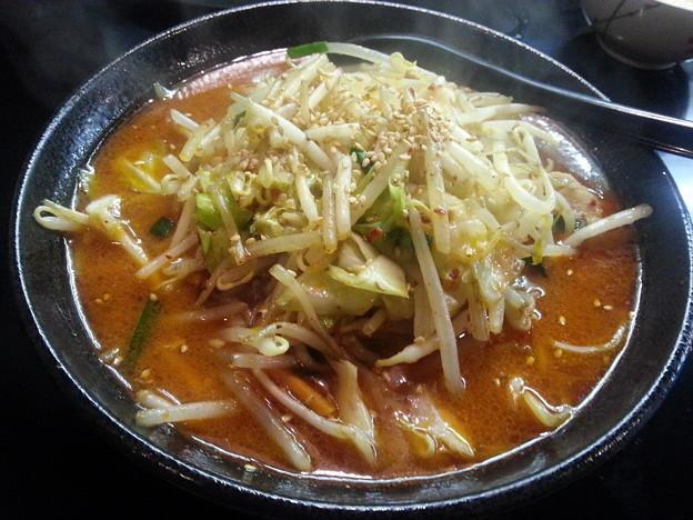 辛醤油タンメン 美味しい(*^^*)