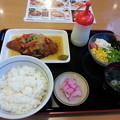 Photos: みぞれチキンおふくろ煮定食 ご飯大盛り♪