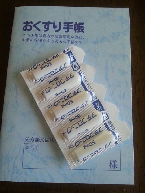 Photos: やっと病名が分かりました  尿管結石でした(>_<)。