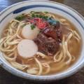 Photos: ソーキそば  美味しいデースo(^o^)o