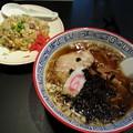 Photos: 中華飯店 百年 中華そば 半チャーハン