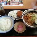 Photos: 山田うどんで飯デース(*^^*)