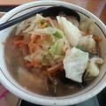 Photos: 新しくなった野菜そば 美味しいo(^o^)o