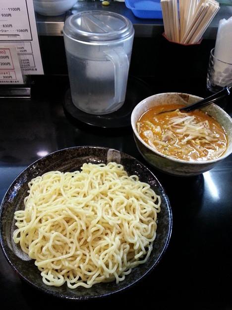 味噌 辛つけタン麺 大盛りo(^o^)o