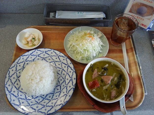 タイ料理レストラン エバン  タイ風カレーセット