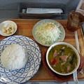 Photos: タイ料理レストラン エバン  タイ風カレーセット