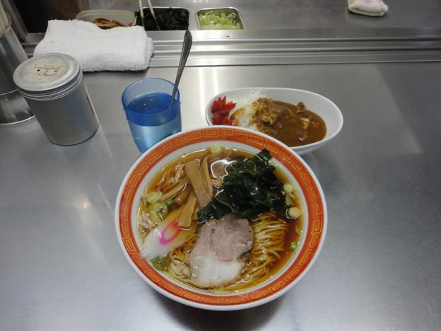 西新井ラーメン カレーライス