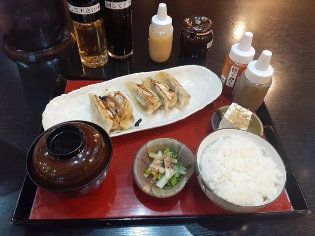 とことん餃子 美味しいデース(*^^*)