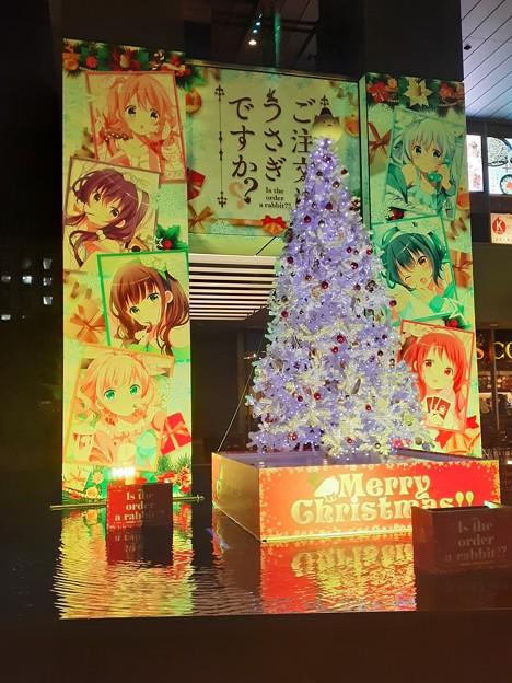 ごうちさ クリスマスイルミネーション