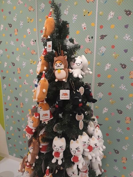 どこでもいっしょ クリスマスツリー