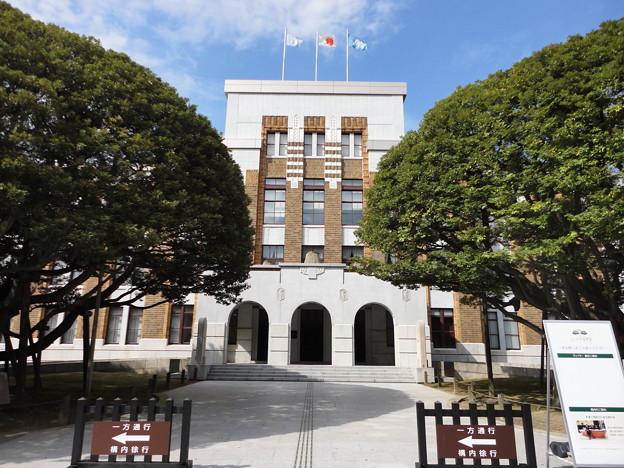 花咲くいろは 聖地巡礼 石川県政記念しいのき迎賓館