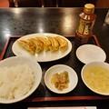 Photos: 川崎 太陽軒 餃子ライスセット