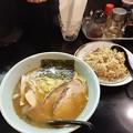 Photos: 麺工房楓 醤油ラーメン 半チャーハン