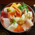 Photos: 海鮮丼 美味しそう\(^-^)/
