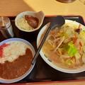 Photos: 昼飯はいつもの山田うどん\(^-^)/