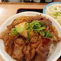 焼き牛めし 美味しい(^_^)v