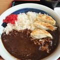 Photos: 餃子カレー 美味しいデースo(^o^)o