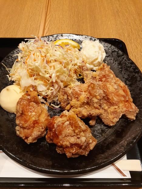 唐揚げ 美味しい(^-^)/