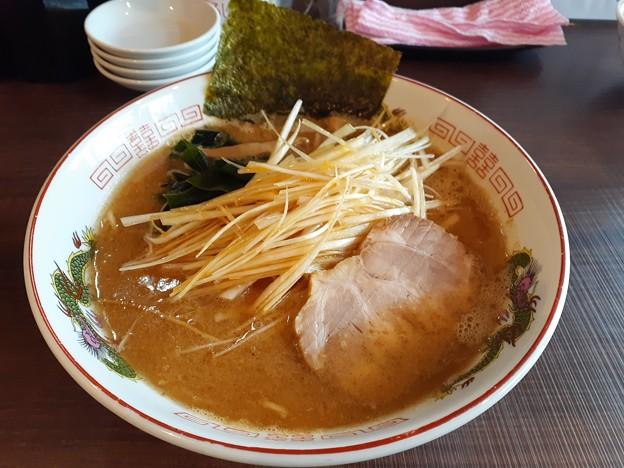 ネギラーメン 美味しいo(^o^)o