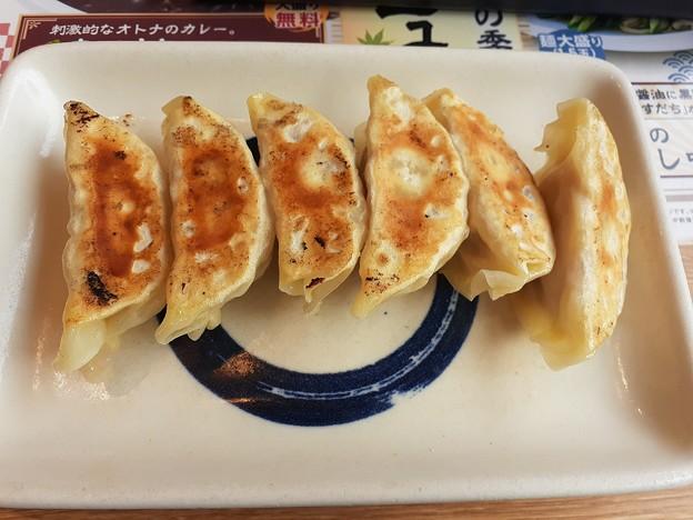 Photos: 山田うどん 餃子美味しい\(^-^)/