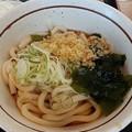 Photos: 冷やしたぬきうどん 美味しいo(^o^)o