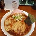 Photos: 相模原 六花 醤油ワンタン麺 中盛り
