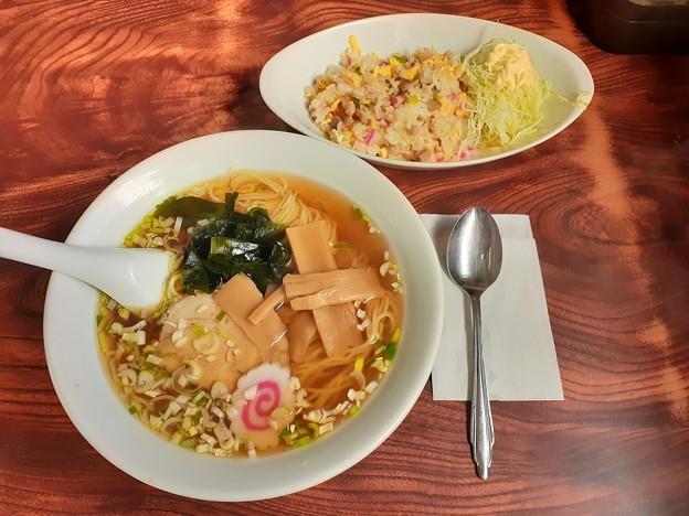 Photos: 横山飯店 チャーハンとラーメン