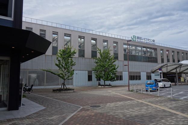 球詠 聖地巡礼 5話 越谷レイクタウン駅