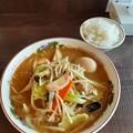 Photos: とんこつタンメン 半ライス無料 クーポン味玉