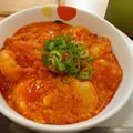 Photos: エビチリ ピリ辛で美味しい♪
