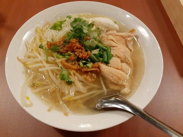 Photos: タイラーメン 麺大盛り あっさりして( ゚Д゚)ウマー