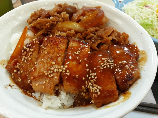 味噌トンテキ牛 まあ美味しい
