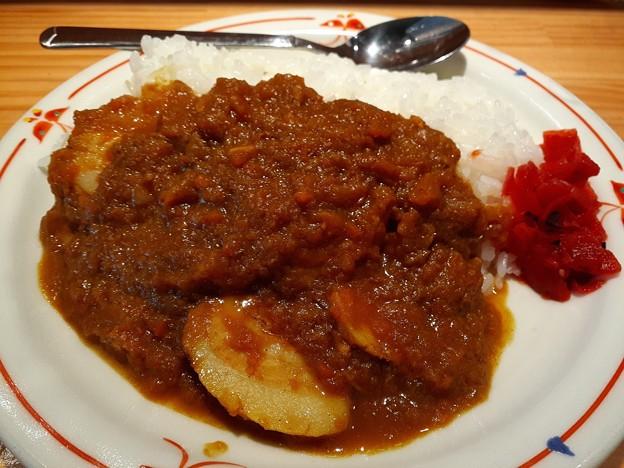 北海道カレーライス 美味しいo(^o^)o