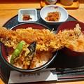 Photos: 穴子天丼 ご飯大盛り