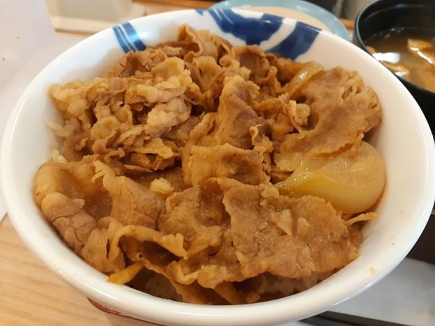 Photos: 牛丼 美味しい♪