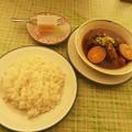 コーサイチュルーク 豚角煮