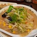 野菜味噌ラーメン うまいo(^o^)o