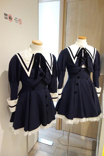 Photos: 舞台 アサルトリリィ 百合丘制服