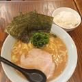 Photos: 南大沢らーめん家 豚骨醤油らーめん ライス