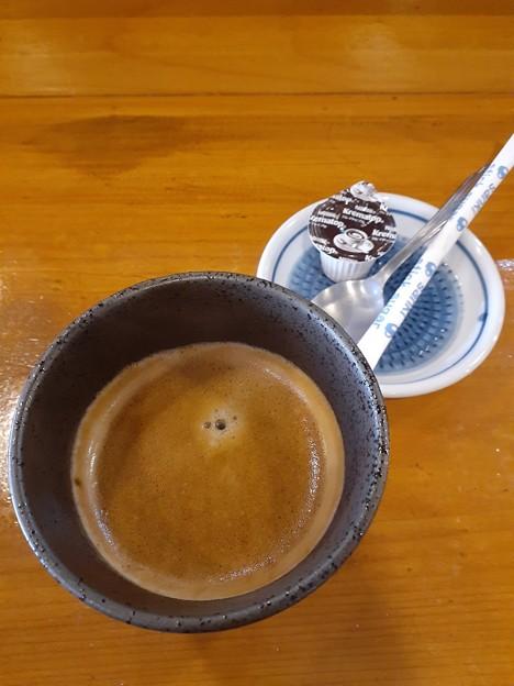 ランチコーヒー