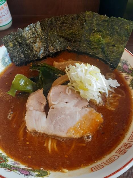 カレーラーメン 美味しい(^-^)/