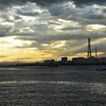 北埠頭の朝