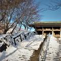 慈照寺の階段