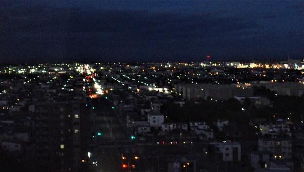 Photos: 展望台から見た夜景その1