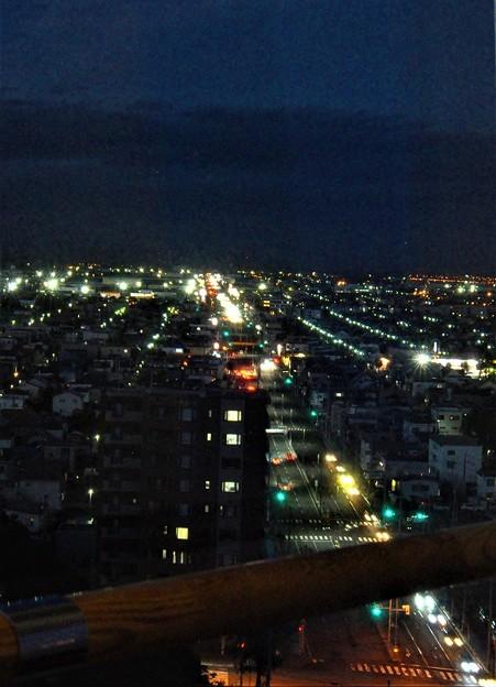 展望台から見た夜景その2